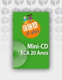 Mini-CD ECA 20 Anos